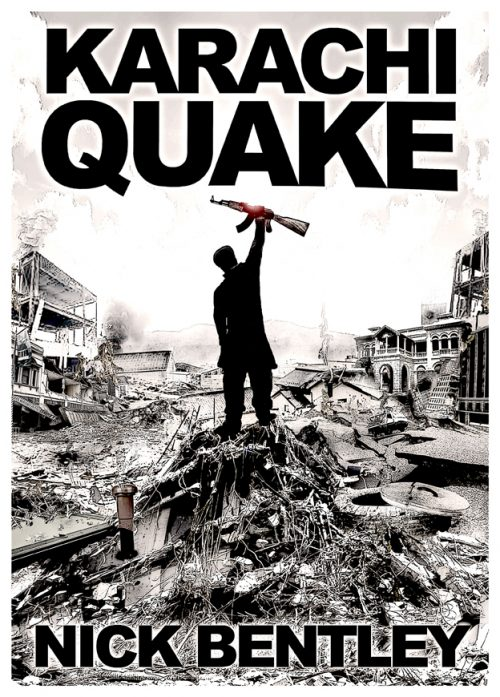 KARACHI QUAKE BOOK COVER