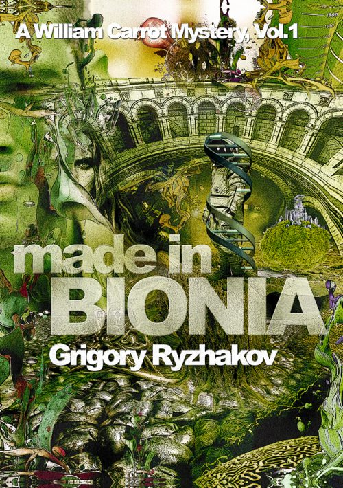 MADE IN BIONIA BOOK COVER MOCK UP
