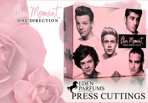 one direction holding page